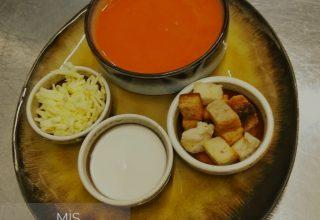 Domates çorbası Orjinal nasıl olurmus size tarifni vereyim.