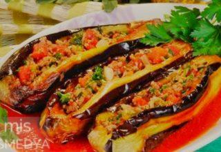 Osmanlı mutfağı nın lezzetine lezzet katan karnıyarık..