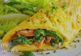 Türk mutfağı bir Omleti yapmayı bilirseniz.