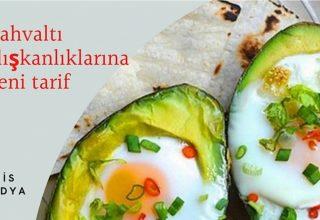 Kahvaltı alışkanlığınızı değiştirecek  sağlık dolu avakado…