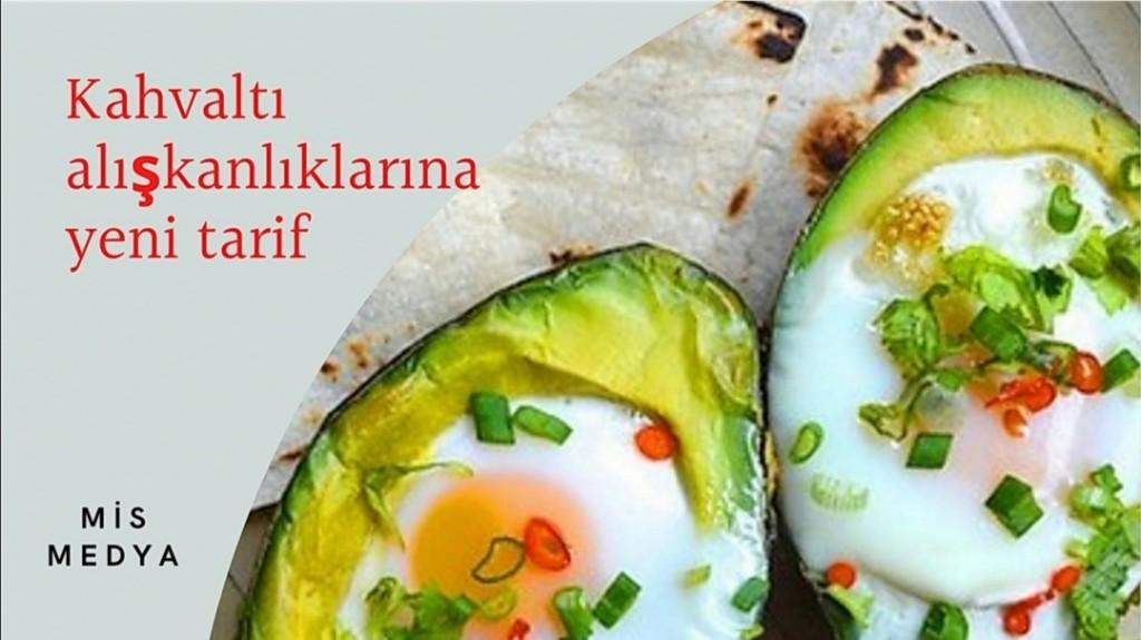 Kahvaltı alışkanlığınızı değiştirecek sağlık dolu avakado...